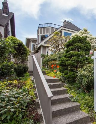 Main Photo: 2042 W 14TH Avenue In Vancouver: Kitsilano Townhouse For Sale ( Vancouver
