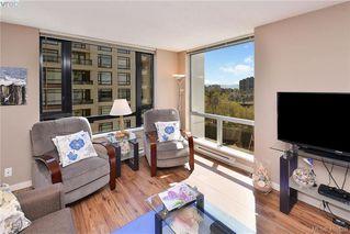 Photo 3: 1107 751 Fairfield Road in VICTORIA: Vi Downtown Condo Apartment for sale (Victoria)  : MLS®# 410129