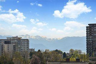 Photo 1: 1107 751 Fairfield Road in VICTORIA: Vi Downtown Condo Apartment for sale (Victoria)  : MLS®# 410129