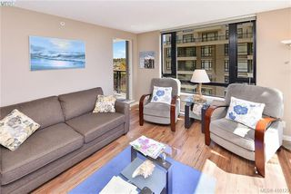 Photo 4: 1107 751 Fairfield Road in VICTORIA: Vi Downtown Condo Apartment for sale (Victoria)  : MLS®# 410129