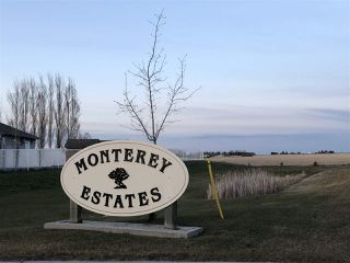 Photo 3: 22 Monterey Estates: Wetaskiwin Vacant Lot for sale : MLS®# E4155412