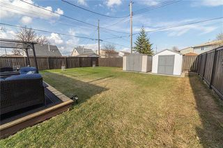 Photo 15: 57 Paisley Place in Winnipeg: Residential for sale (5F)  : MLS®# 1910724