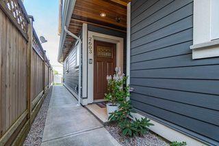 Photo 2: 2603 E 41ST Avenue in Vancouver: Collingwood VE House 1/2 Duplex for sale (Vancouver East)  : MLS®# R2369364