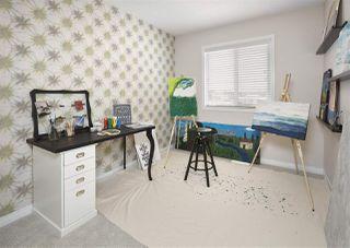Photo 11: 4339 Cooke Lane in Edmonton: Zone 55 House Half Duplex for sale : MLS®# E4159740