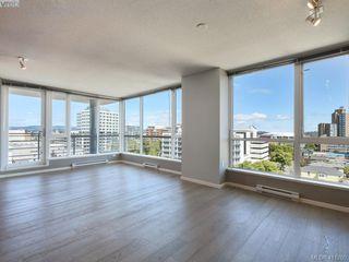 Photo 2: 906 834 Johnson St in VICTORIA: Vi Downtown Condo Apartment for sale (Victoria)  : MLS®# 816354