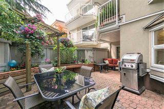 "Photo 3: 105 2256 W 7TH Avenue in Vancouver: Kitsilano Condo for sale in ""Windgate"" (Vancouver West)  : MLS®# R2378152"