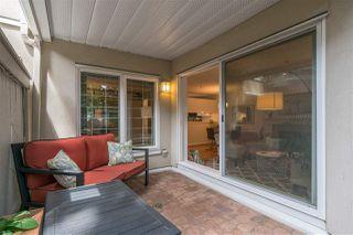 "Photo 18: 105 2256 W 7TH Avenue in Vancouver: Kitsilano Condo for sale in ""Windgate"" (Vancouver West)  : MLS®# R2378152"