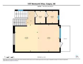 Photo 36: 1707 WENTWORTH Villa SW in Calgary: West Springs Row/Townhouse for sale : MLS®# C4253593