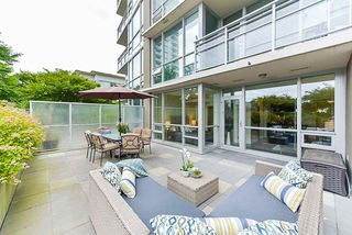 "Main Photo: 508 2968 GLEN Drive in Coquitlam: North Coquitlam Condo for sale in ""GRAND CENTRAL 2"" : MLS®# R2383971"
