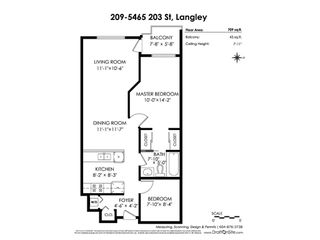 "Photo 20: 209 5465 203 Street in Langley: Langley City Condo for sale in ""Station 54"" : MLS®# R2394003"