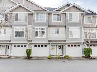 "Photo 1: 51 19480 66 Avenue in Surrey: Clayton Townhouse for sale in ""Two Blue II"" (Cloverdale)  : MLS®# R2431714"