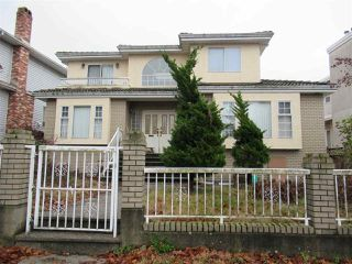 Main Photo: 7550 JASPER Crescent in Vancouver: Fraserview VE House for sale (Vancouver East)  : MLS®# R2431859
