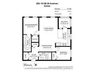 """Photo 20: 225 15138 34 Avenue in White Rock: Morgan Creek Condo for sale in """"Prescott Common"""" (South Surrey White Rock)  : MLS®# R2435470"""