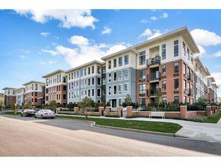 """Photo 1: 225 15138 34 Avenue in White Rock: Morgan Creek Condo for sale in """"Prescott Common"""" (South Surrey White Rock)  : MLS®# R2435470"""