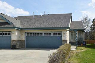 Photo 1: 19 ALANA Court: St. Albert House Half Duplex for sale : MLS®# E4198192