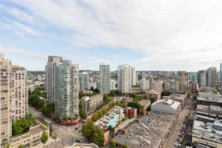 Photo 1: 2407 977 MAINLAND Street in Vancouver: Yaletown Condo for sale (Vancouver West)  : MLS®# R2468820
