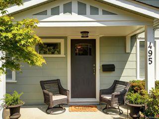 Photo 2: 495 Victoria Ave in Oak Bay: OB South Oak Bay Single Family Detached for sale : MLS®# 844128