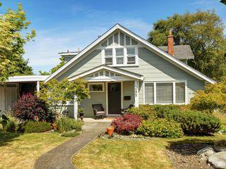 Photo 1: 495 Victoria Ave in Oak Bay: OB South Oak Bay Single Family Detached for sale : MLS®# 844128