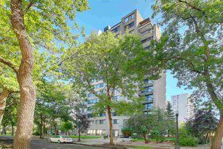 Photo 1: 1404 9921 104 Street in Edmonton: Zone 12 Condo for sale : MLS®# E4208442