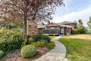 "Photo 1: 20 1336 PITT RIVER Road in Port Coquitlam: Citadel PQ Townhouse for sale in ""WILLOW GLEN ESTATES"" : MLS®# R2498606"