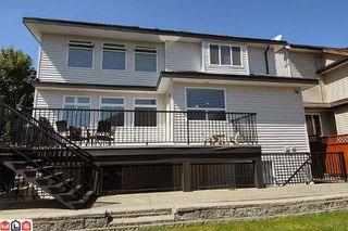 Photo 10: 8342 167A ST in Surrey: House for sale (Fleetwood)  : MLS®# F1121071