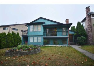 Photo 1: 6246 GILLEY Avenue in Burnaby: Upper Deer Lake House for sale (Burnaby South)  : MLS®# V976641