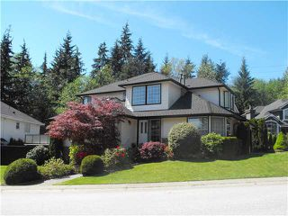 Photo 1: 1572 Bramble Lane in Coquitlam: Westwood Plateau House for sale : MLS®# V955252