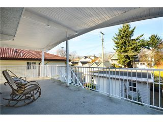 Photo 5: # 1553 1551 E 11TH AV in Vancouver: Grandview VE House for sale (Vancouver East)  : MLS®# V1037323