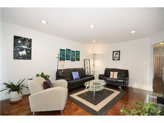 Photo 2: # 1553 1551 E 11TH AV in Vancouver: Grandview VE House for sale (Vancouver East)  : MLS®# V1037323