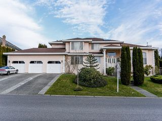 "Photo 1: 8336 141ST Street in Surrey: Bear Creek Green Timbers House for sale in ""Brookside"" : MLS®# F1402000"