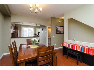 "Photo 5: 70 9088 HALSTON Court in Burnaby: Government Road Townhouse for sale in ""TERRAMOR"" (Burnaby North)  : MLS®# V1046737"
