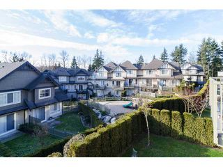 "Photo 7: 70 9088 HALSTON Court in Burnaby: Government Road Townhouse for sale in ""TERRAMOR"" (Burnaby North)  : MLS®# V1046737"