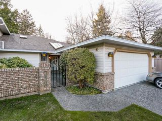 "Photo 1: 116 9781 148A Street in Surrey: Guildford Townhouse for sale in ""CHELSEA GATE"" (North Surrey)  : MLS®# F1406838"
