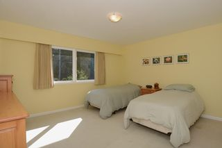 Photo 12: 4445 WALLACE Street in Vancouver: Dunbar House for sale (Vancouver West)  : MLS®# V1055344