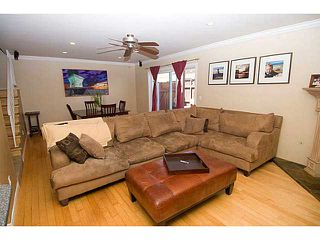 Photo 9: PACIFIC BEACH Townhome for sale : 3 bedrooms : 856 Diamond Street in San Diego