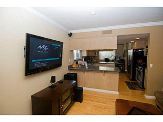 Photo 5: PACIFIC BEACH Townhome for sale : 3 bedrooms : 856 Diamond Street in San Diego