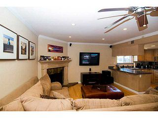 Photo 8: PACIFIC BEACH Townhouse for sale : 3 bedrooms : 856 Diamond Street in San Diego