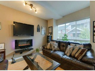 """Photo 3: 150 15168 36TH Avenue in Surrey: Morgan Creek Townhouse for sale in """"SOLAY"""" (South Surrey White Rock)  : MLS®# F1423214"""