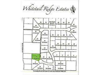 Photo 1: Lot 10 Whitetail Ridge Estates: Rural Bonnyville M.D. Rural Land/Vacant Lot for sale : MLS®# E3394446