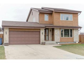 Photo 1: 26 Timmerman Place in WINNIPEG: North Kildonan Residential for sale (North East Winnipeg)  : MLS®# 1427541