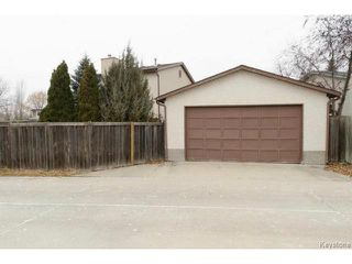 Photo 20: 26 Timmerman Place in WINNIPEG: North Kildonan Residential for sale (North East Winnipeg)  : MLS®# 1427541