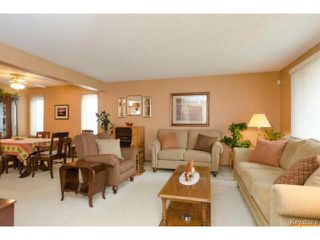 Photo 3: 26 Timmerman Place in WINNIPEG: North Kildonan Residential for sale (North East Winnipeg)  : MLS®# 1427541