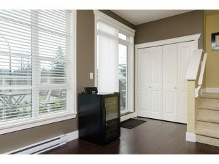 """Photo 8: 1 15405 31ST Avenue in Surrey: Grandview Surrey Townhouse for sale in """"NUVO 2"""" (South Surrey White Rock)  : MLS®# F1430709"""