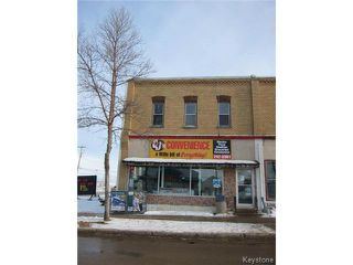 Photo 1: 427 Main Street in MANITOU: Manitoba Other Industrial / Commercial / Investment for sale : MLS®# 1504653