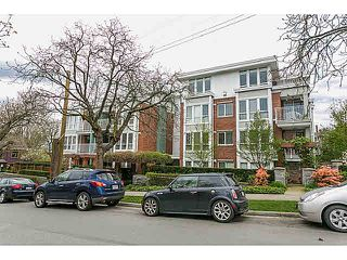 """Photo 15: 203 2626 ALBERTA Street in Vancouver: Mount Pleasant VW Condo for sale in """"THE CALLADINE"""" (Vancouver West)  : MLS®# V1113838"""