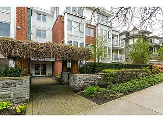 "Photo 14: 203 2626 ALBERTA Street in Vancouver: Mount Pleasant VW Condo for sale in ""THE CALLADINE"" (Vancouver West)  : MLS®# V1113838"