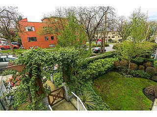 """Photo 13: 203 2626 ALBERTA Street in Vancouver: Mount Pleasant VW Condo for sale in """"THE CALLADINE"""" (Vancouver West)  : MLS®# V1113838"""