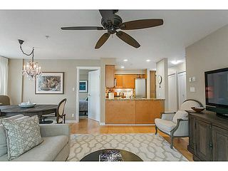 "Photo 3: 203 2626 ALBERTA Street in Vancouver: Mount Pleasant VW Condo for sale in ""THE CALLADINE"" (Vancouver West)  : MLS®# V1113838"