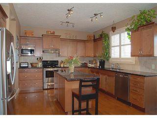 Photo 5: 40 DRAKE LANDING Drive: Okotoks House for sale : MLS®# C4006956