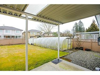 Photo 19: 16759 84TH Ave in Surrey: Fleetwood Tynehead Home for sale ()  : MLS®# F1403477